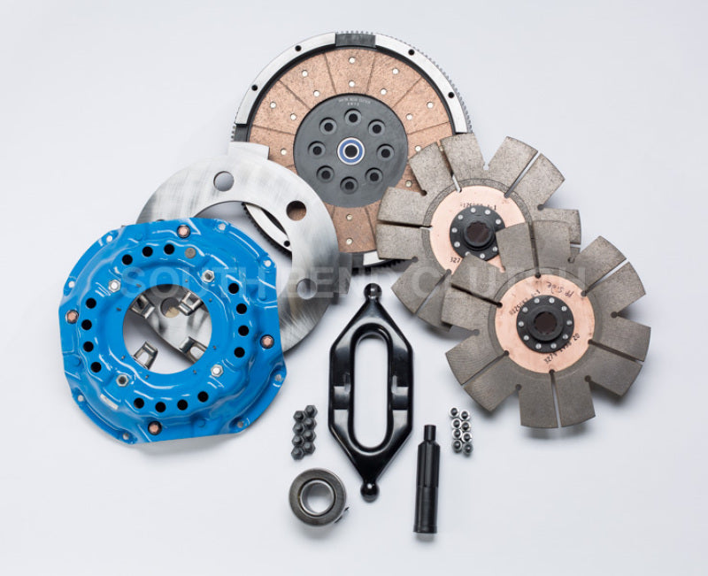 South Bend Clutch Diesel Twin Clutch Kits (sbcDDC36006)