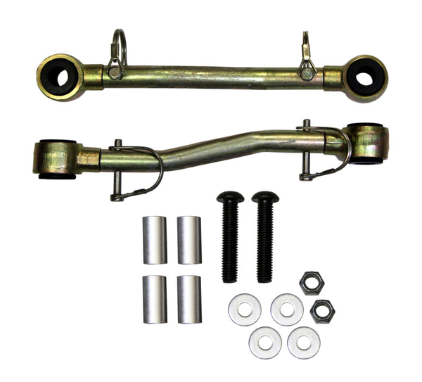 Skyjacker Sway Bar Quick Disconnect End Link 2007-2010 Jeep Wrangler (JK) 4 Wheel Drive (SBE126)