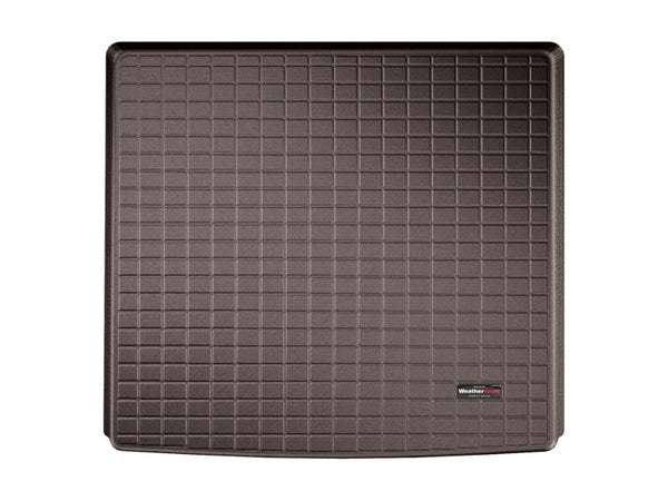 WeatherTech 2009-2014 Audi Q5 Cargo Liners - Cocoa (43401)