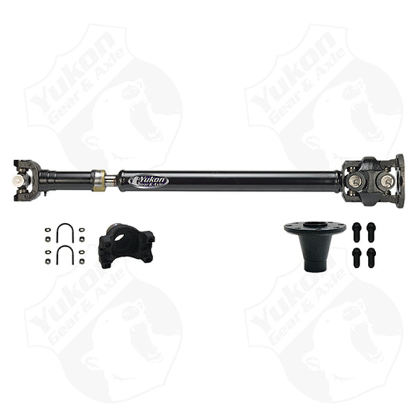 Yukon Gear Heavy Duty Driveshaft for 07-11 Jeep JK Rear 2-Door A/T Only (YDS020)
