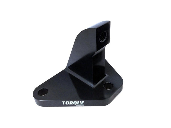 Torque Solution Mustache Bar Eliminator w/ NO Bushings: 01-06 Mitsubishi Evolution 7/8/9 (TS-EV8-003)