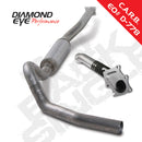 Diamond Eye KIT 4in CBSGL w/ TDP SS 01-04 Chevy/GMC 6.6L Duramax 2500/3500 (K4111S)