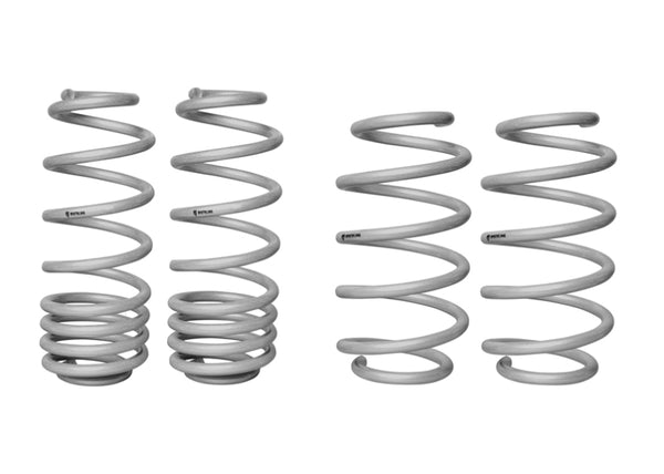 Whiteline 04-08 VW Golf Mk5 2.0 GTI Performance Lowering Springs (WSK-VWN002)