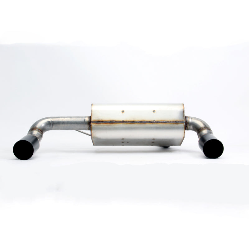 Dinan Free Flow Exhaust BLK Tips (dinD660-0055-BLK)