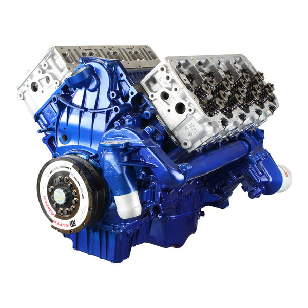 Industrial Injection 00-04 Chevrolet LB7 Duramax Race Performance Long Block (w/ Arp Studs ) (PDM-LB7RLB)