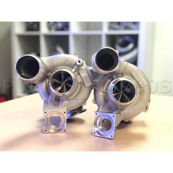 Pure Turbos - BMW S63tu F90 Pure 900 Upgrade Turbos