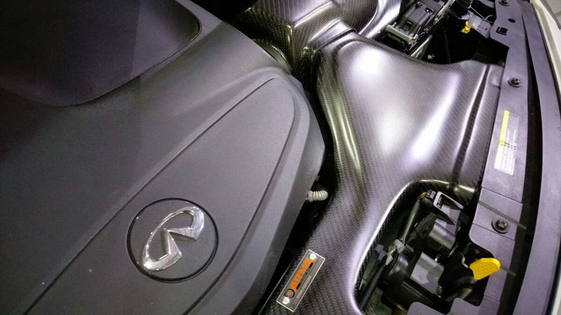 ARMA Speed - INFINITI Q30 - HYPERFLOW CARBON FIBER COLD AIR INTAKE SYSTEM