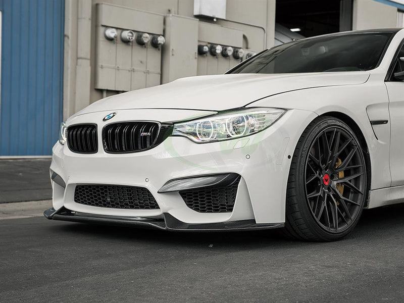 Darwin Pro - 2014-2018 BMW M3 F80 M Performance Style Carbon Fiber Side Skirts Body Kit
