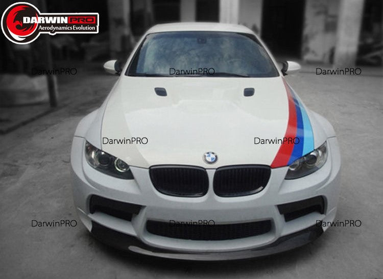 2008-2013 BMW M3 E92/E93 Coupe/Convert VTS Style FRP Full Wide Body Kit