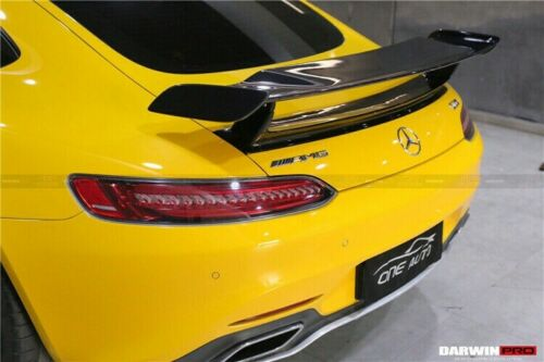 DarwinPRO Mercedes Benz AMG GT GTS IMP Style Carbon Fiber Rear Wing Spoiler