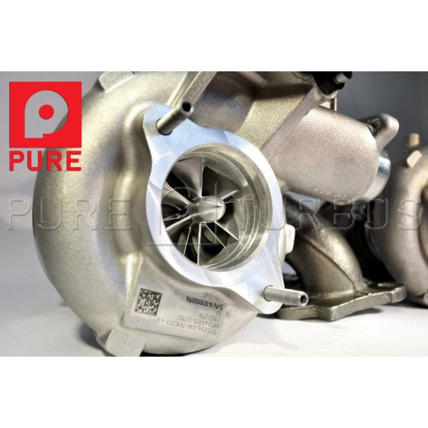 Pure Turbos - BMW M3 M4 S55 PURE Stage 2 Upgrade Turbos