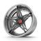SEVENK - KAMI (2 PIECE FORGED) STEP OR REVERSE LIP (PRICE PER SET) 21x10.5 - 21x12