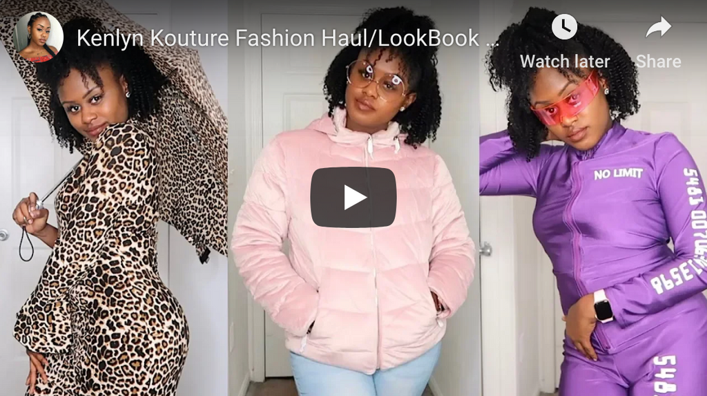Try On Haul with Keonna Jae