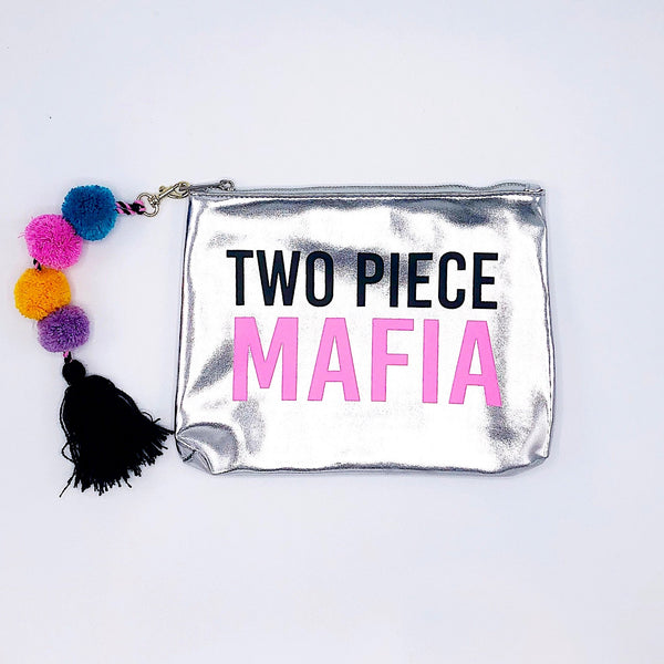 Two Piece Mafia: Wet Bathing Suit Bag