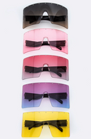 Color Me Visor Sunglasses