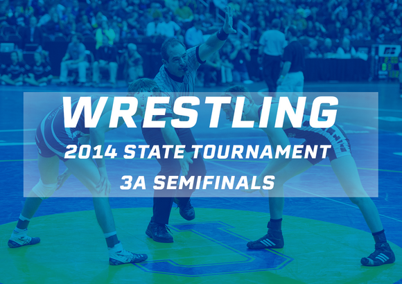 2014 Wrestling Class 3A Semifinals - Digital Download