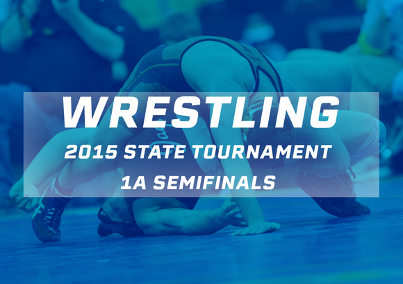 2015 Wrestling 1A Semifinals - Digital Download