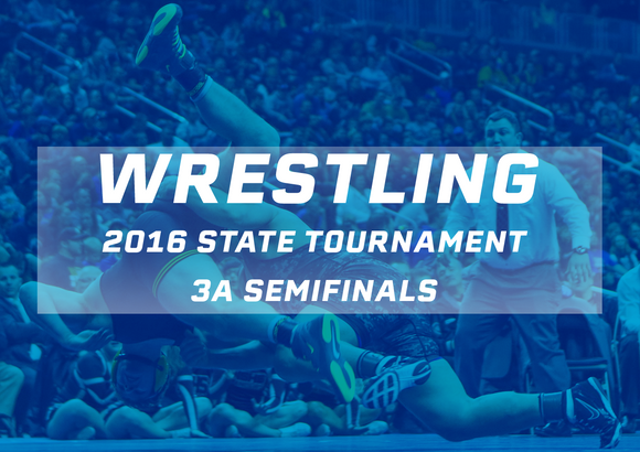 2016 Wrestling 3A Semifinals - Digital Download
