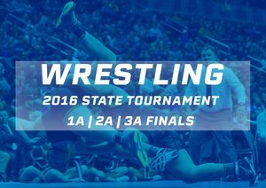 2016 Wrestling Finals (Classes 1A, 2A, 3A) - Digital Download
