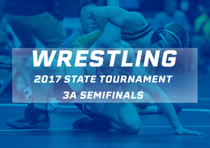 2017 Wrestling Class 3A Semifinals - Digital Download