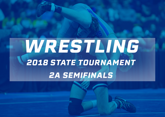 2018 Wrestling Class 2A Semifinals - Digital Download