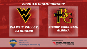 2020 Basketball Class 1A Championship (Boyden-Hull vs. North Linn, Troy Mills) - Digital Download