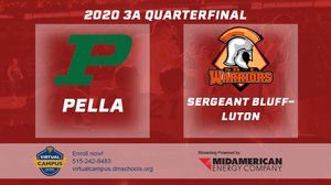 2020 Basketball Class 3A Quarterfinal (Pella vs. Sergeant Bluff-Luton) Digital Download