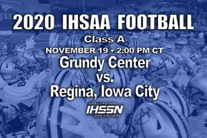 2020 Class A Final (Iowa City Regina vs. Grundy Center) - Flash Drive