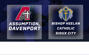 2018 Baseball Class 3A Semifinal (Assumption, Davenport vs. Bishop Heelan Catholic, Sioux City) - Digital Download