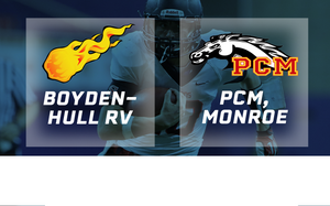 2018 Football Class 2A Championship (Boyden-Hull/Rock Valley vs. PCM, Monroe) Digital Download