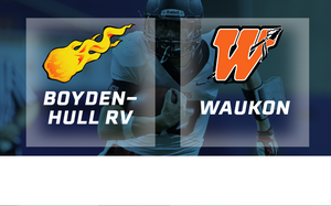 2018 Football Class 2A Semifinal (Boyden-Hull/Rock Valley vs. Waukon) - Digital Download