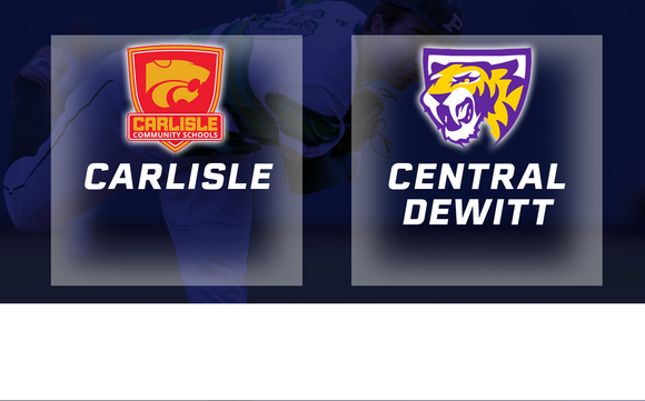 2016 Baseball Class 3A Quarterfinal (Carlisle vs Central DeWitt) - Digital Download