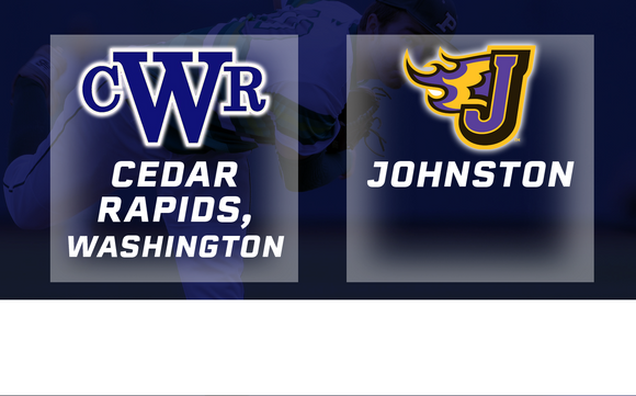 2018 Baseball Class 4A Quarterfinal (Cedar Rapids, Washington vs. Johnston) - Digital Download