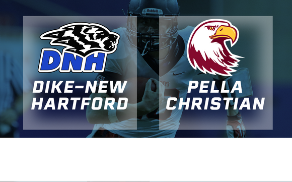 2018 Football Class 1A Semifinal (Dike-New Hartford vs. Pella Christian) - Digital Download