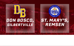 2018 Basketball Class 1A Consolation (Don Bosco, Gilbertville vs. St. Mary's, Remsen) - Digital Download
