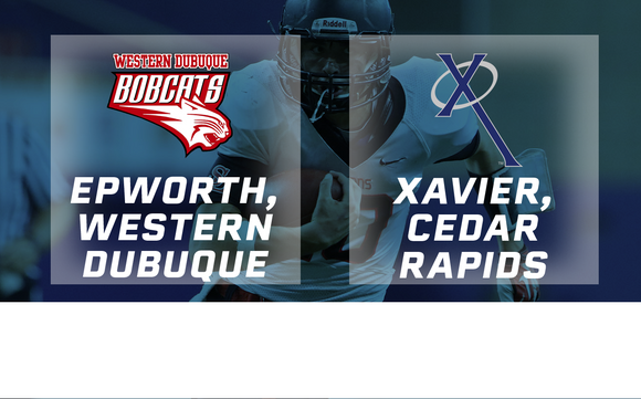 2018 Football Class 3A Championship (Epworth, Western Dubuque vs. Xavier, Cedar Rapids) Digital Download