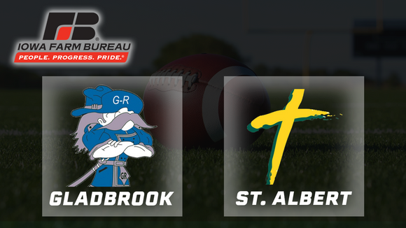 2004 Football 1A Final - Gladbrook-Reinbeck vs. St. Albert, Council Bluffs