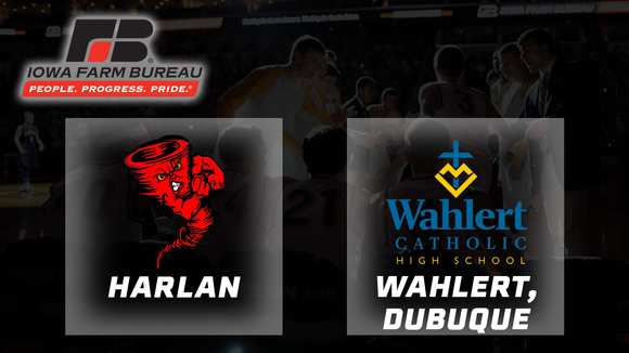 2008 Basketball Class 3A Championship (Harlan vs. Wahlert, Dubuque) - Digital Download