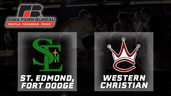 2008 Basketball Class 2A Championship (St. Edmond, Fort Dodge vs. Western Christian, Hull) - Digital Download