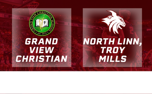 2018 Basketball Class 1A Championship (Grand View Christian vs. North Linn, Troy Mills) - Digital Download