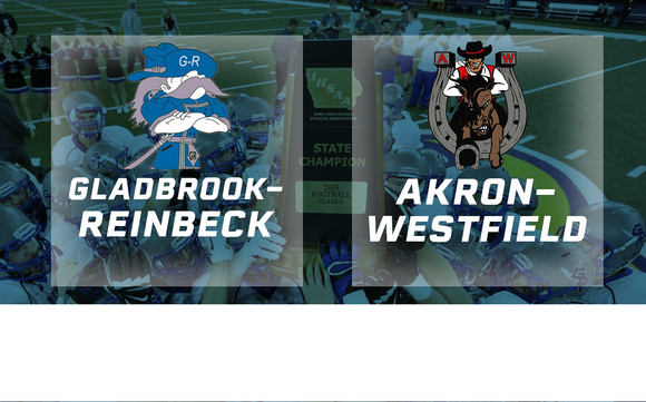 2015 Football Class A Final (Gladbrook-Reinbeck vs. Akron-Westfield) - Digital Download