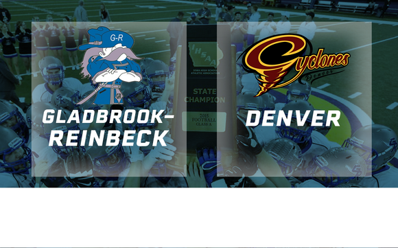 2015 Football Class A Semifinal (Gladbrook-Reinbeck vs. Denver) - Digital Download