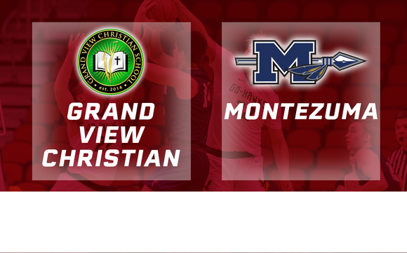 2019 Basketball Class 1A Semifinal (Grand View Christian vs. Montezuma) Digital Download