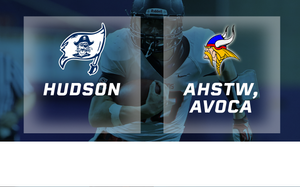 2018 Football Class A Championship (Hudson vs. AHSTW, Avoca) Digital Download
