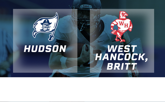 2018 Football Class A Semifinal (Hudson vs. West Hancock, Britt) Digital Download