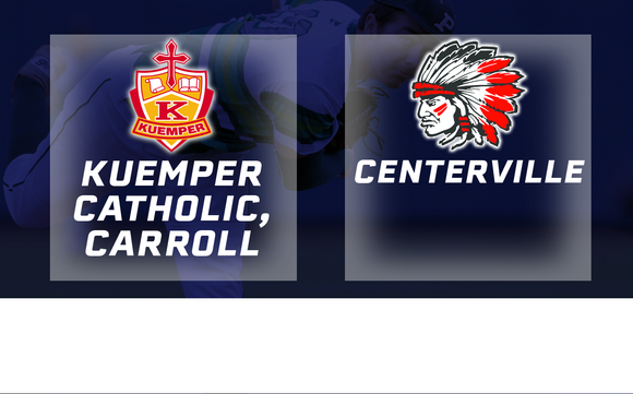 2017 Baseball Class 2A Semifinal (Kuemper Catholic, Carroll vs. Centerville) - Digital Download