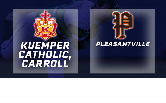 2016 Baseball Class 2A Semifinal (Kuemper Catholic, Carroll vs. Pleasantville) - Digital Download