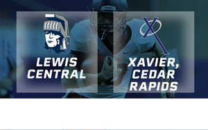 2018 Football Class 3A Semifinal (Lewis Central vs. Xavier, Cedar Rapids)- Digital Download