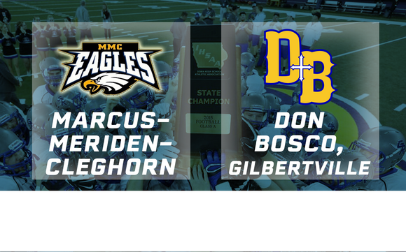 2015 Football 8-Player Final (Marcus-Meriden-Cleghorn vs. Don-Bosco) - Digital Download