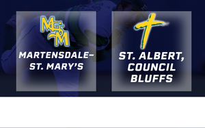 2018 Baseball Class 1A Quarterfinals (Martensdale-St. Mary's vs. St. Albert, Council Bluffs) - Digital Download